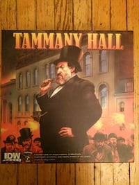 Tammany Hall Board Game Toronto, M4R 1X6