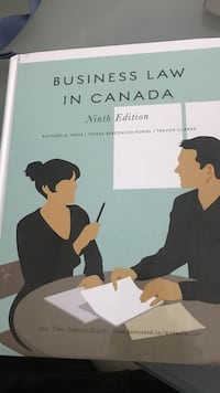 Business Law In Canada book