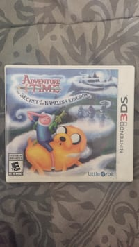 Nintendo Adventure time St Catharines, L2M 5H8
