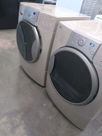 front load washer and Electric dryer excellent condition  Bowie