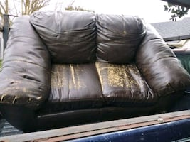 Loveseat FREE if picked up tonight