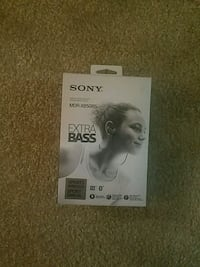 Sony MDR-XB50BS Bluetooth Headphones Ashburn, 20148
