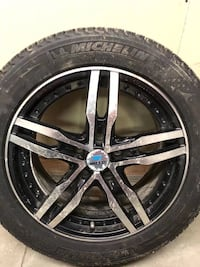 Winter tires, for BMW X3 or similar Calgary, T2H 3B8