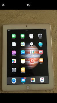 Silver 64gb ipad2 in Excellent condition w case