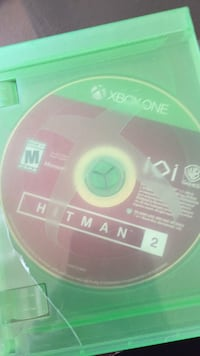 Hitman 2 for the Xbox One  Guelph, N1H 5W3
