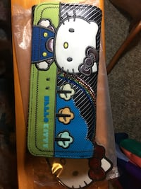 Hello Kitty Loungefly Wallet Black with Rainbow Moreno Valley, 92553
