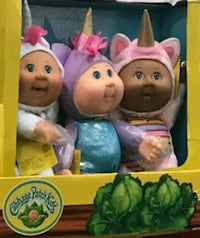 Cabbage Patch 3 pack