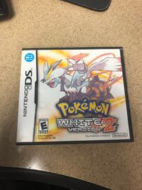 Pokémon White Version 2 for DS Complete in Box Corona, 92882