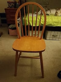 brown windsor chair Bethesda