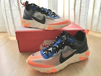 Nike React Element 87 Total Orange talla 42 Barcelona, 08028