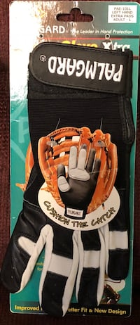 Palmgard Inner glove —baseball player— catcher Tyler, 75703