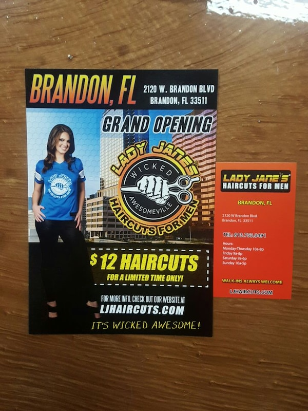 Used Lady Janes Haircuts For Men For Sale In Brandon Letgo