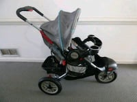 Jeep limited All terrain jogger stroller