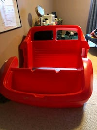 Car Bed red race car Stafford, 22554