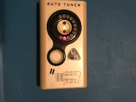 First Act Guitar Tuner