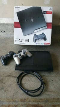 PS3 slightly used - $175/obo Milpitas, 95035