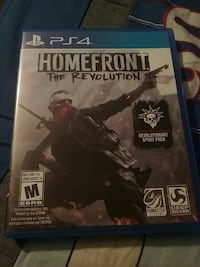Homefront The Revolution ps4 Toronto, M4C 3N2