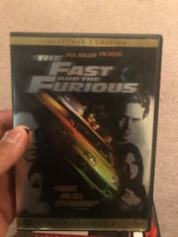 The fast and the furious DVD  Vaughan, L6A 3C7