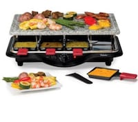 Raclette Grill Evansville, 47715