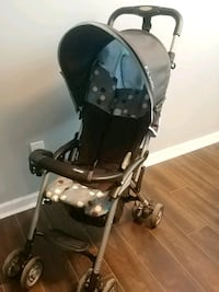 Flare single stroller. Blue and black. Burnaby, V3N 5C1