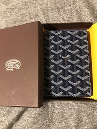 Goyard passport holder (can negotiate) 워싱턴, 20009