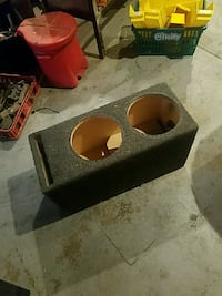 "Custom ported box for 10"" Sparks, 89434"