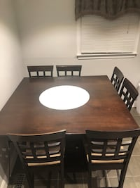 Dinning Room Table seat 6-8 people