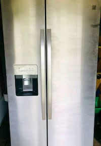 Good stainless French door refrigerator