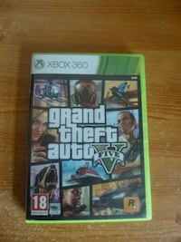 Caso di gioco Grand Theft Auto Five per Xbox 360 6794 km