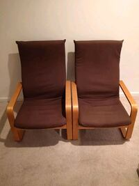 2 Ikea Pello Chairs Laurel, 20723