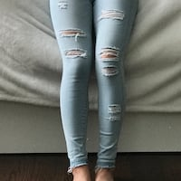 American Eagle Distressed Jeans Mississauga, L5H 3B1