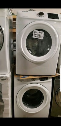 white front-load clothes washer St. Louis, 63146