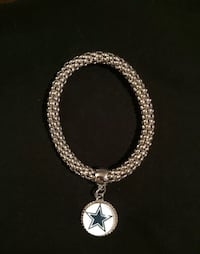 New Dallas Cowboys Charm Bracelet   Farmers Branch, 75244