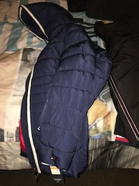 Womens Tommy hill coats brand new $80 a piece size small and large