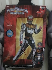 NEW with tags- Power Ranger Boy's costume and props Calgary, T2Y