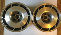 Original CORVETTE Pair of Wheels Marlboro, 07746