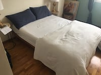Bed frame and mattress Palma de Mallorca, 07014