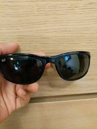 black framed Ray-Ban sport sunglasses Winnipeg, R3E 3K6