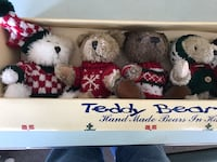 Teddy bear collection Orchard Hills, 21742