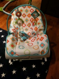 Brand new Fisher Price Infant to Toddlee Rocker ch