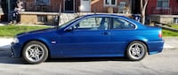 LOW KMS! BLUE BMW 328 CI M SPORT Toronto