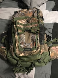 Kings Camo Mountain Top 2200 Back Pack