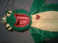Frog Prince Costume 6-9 Months Pick Up Only Please Edmonton, T6C 0P8