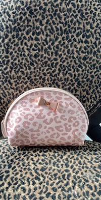 brown and white leopard print leather backpack Silver Spring, 20902