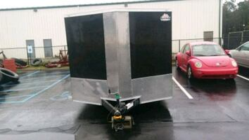 Trailers For Big Boy Toys ATV-Car-Motorcycle