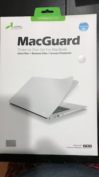 MacGuard Three-in-One Set for MacBook Burnaby, V5E 3A3