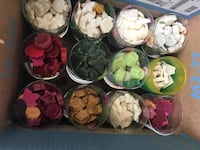 Hand made candle scent tarts from Bath & Body Works Candles