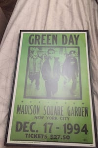 Green Day Poster Clearwater, 67026
