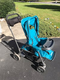 JOOVY ultra Light sit and Stand Stroller for 2 Flemington, 08822