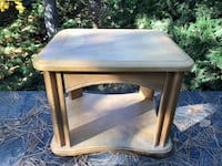 Two end tables Peachland, V0H 1X8